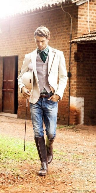 blazer-waistcoat-long-sleeve-shirt-jeans-knee-high-boots-hat-tie-belt-large-4269