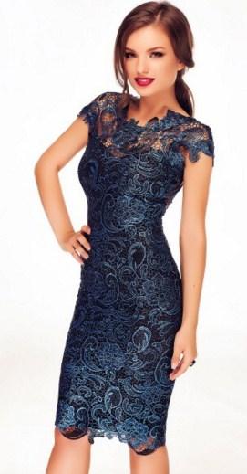 rochie-dantela-tania-albastra