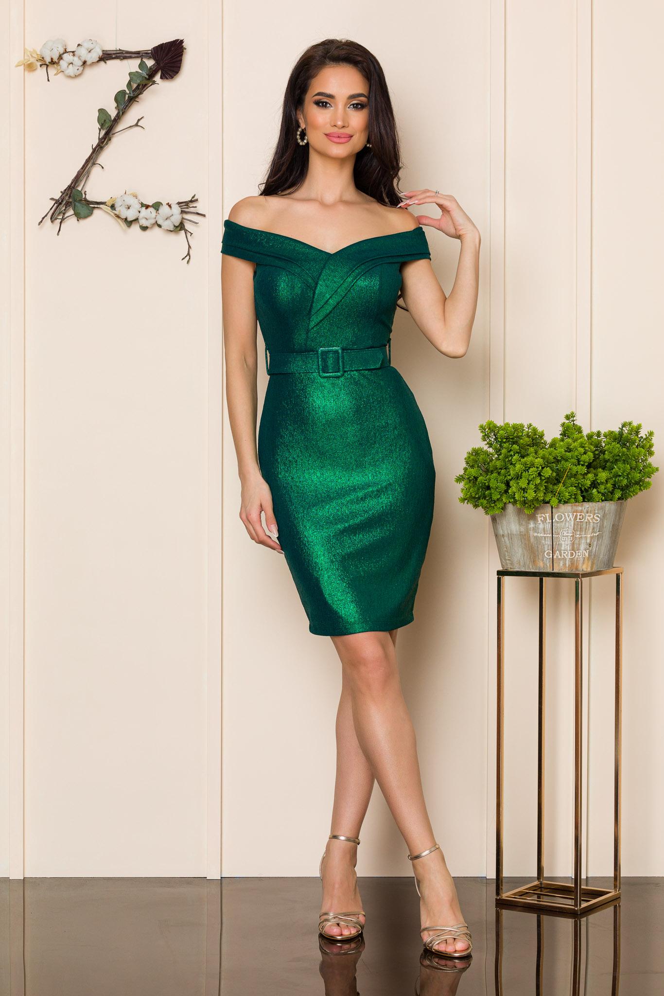 Rochie Sexxy Verde