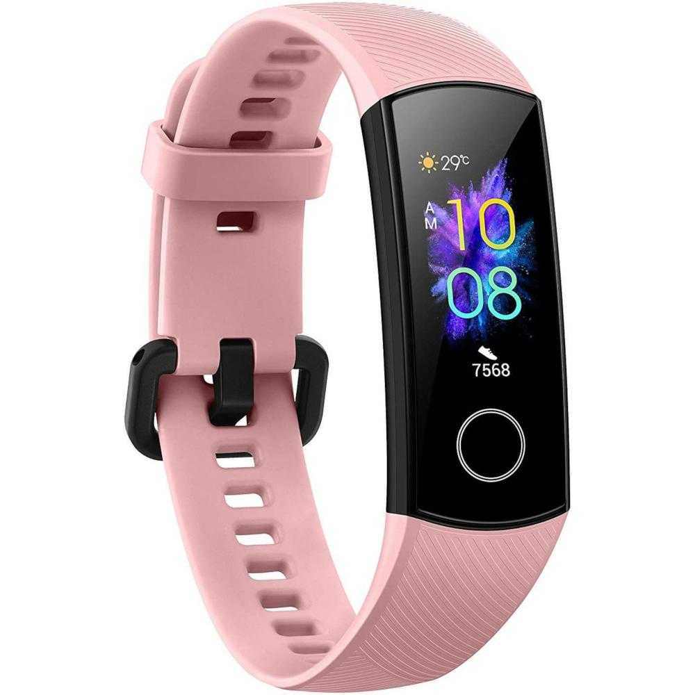Smartband fitness Honor Band 5, Coral Pink