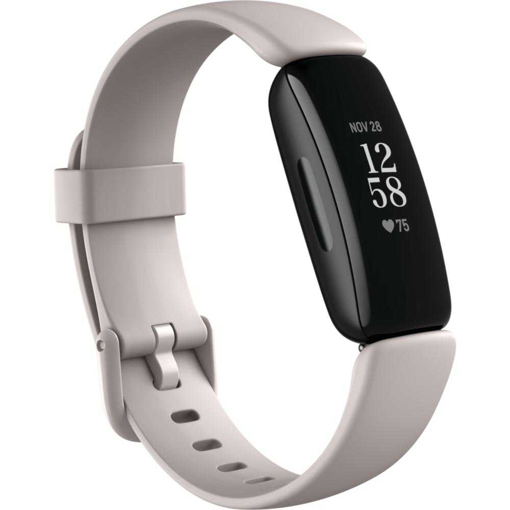 Smartband fitness Fitbit Inspire 2, HR, Lunar White