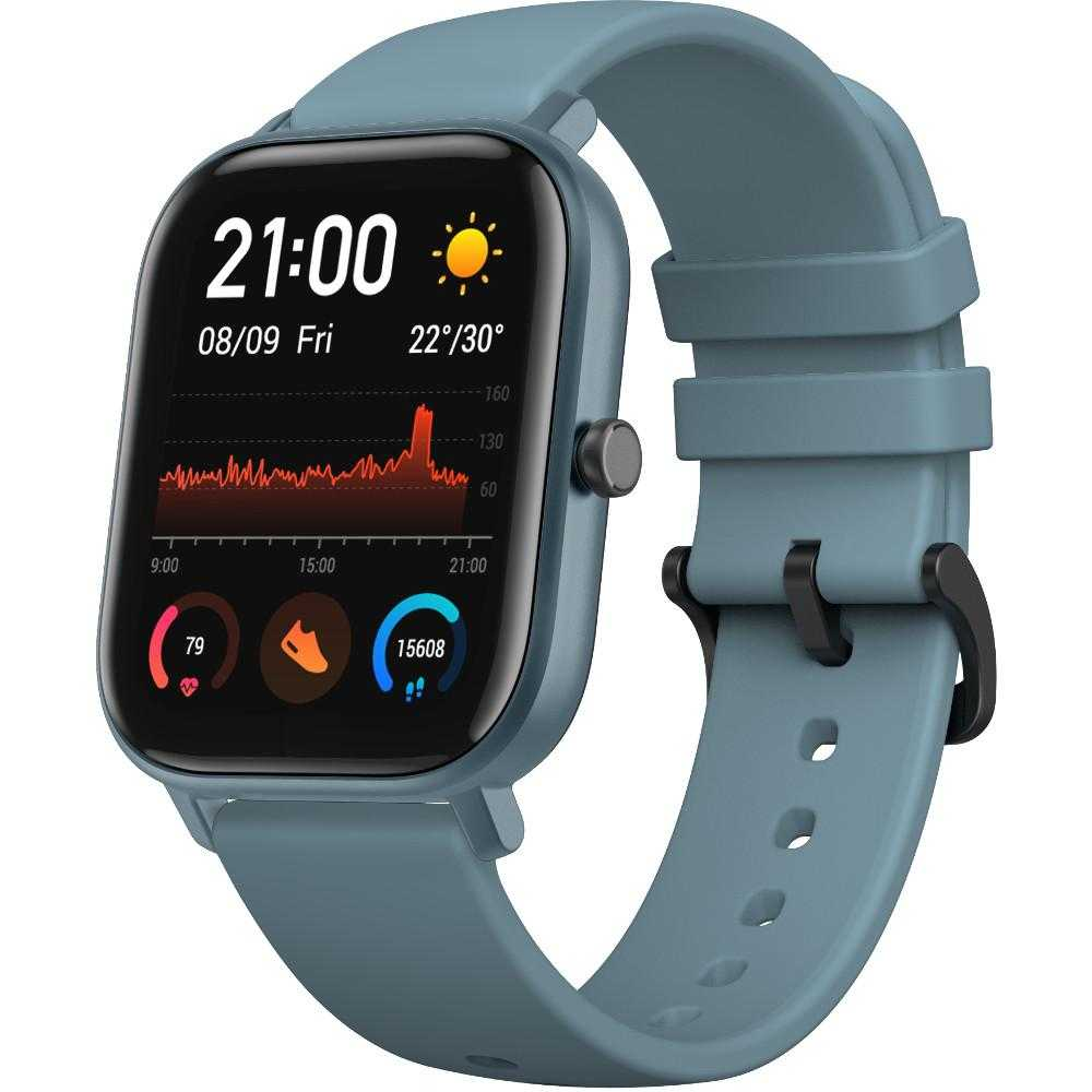 Smartwatch Amazfit GTS, Steel Blue
