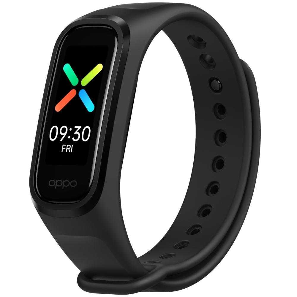 Smartband fitness OPPO Band, Negru