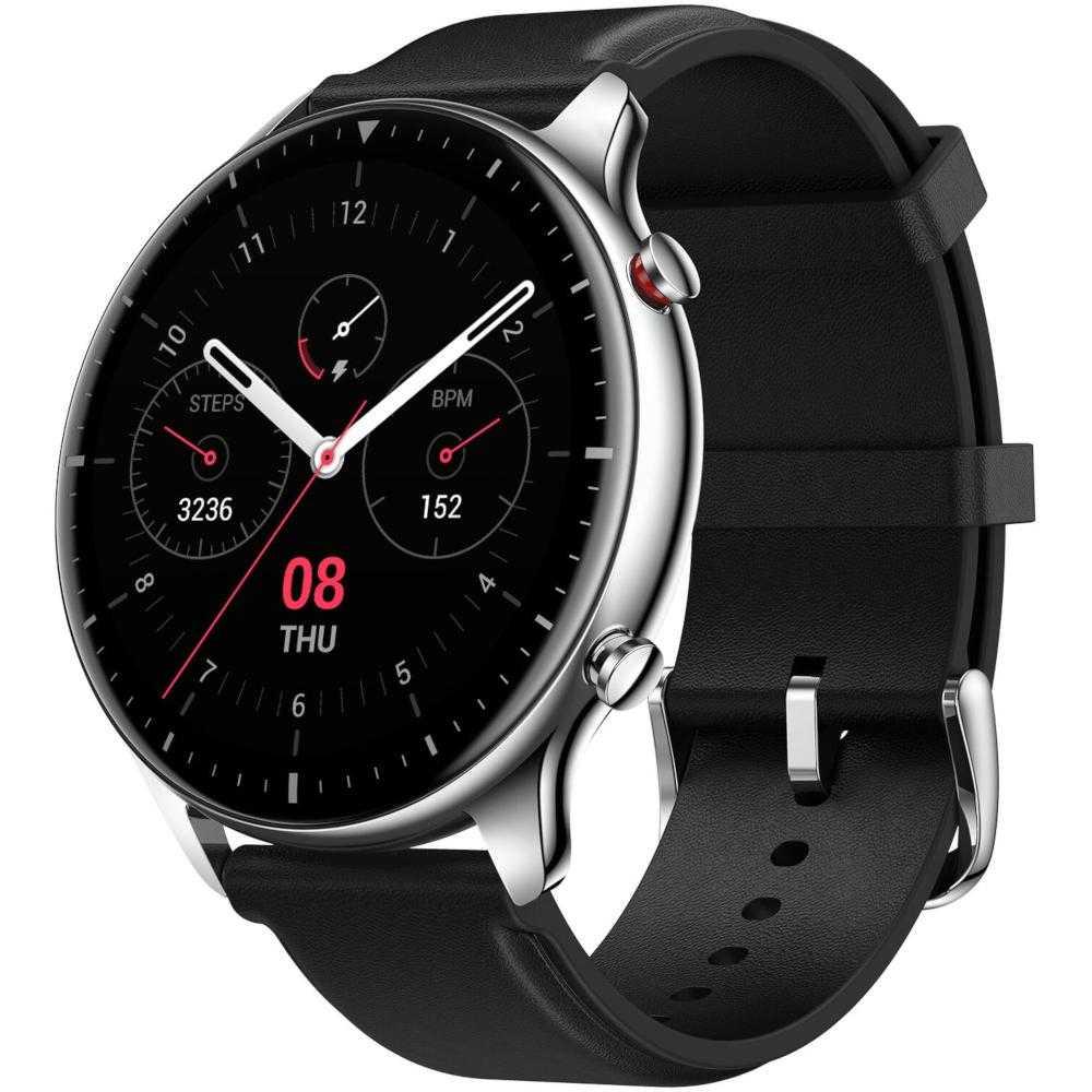 Smartwatch Amazfit GTR2 Classic, 47mm, Obsidian Black