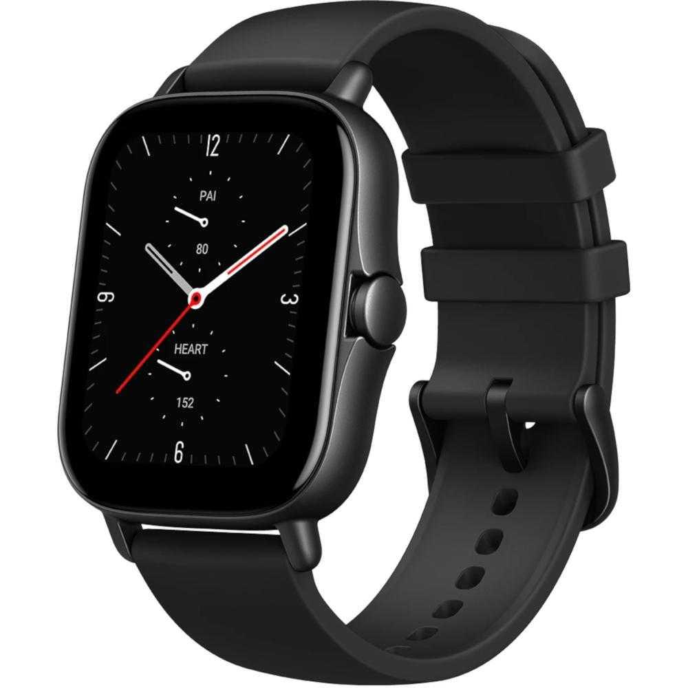 Smartwatch Amazfit GTS 2e, Obsidian Black