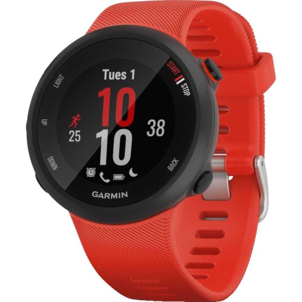 Smartwatch Garmin Forerunner 45, Lava Red