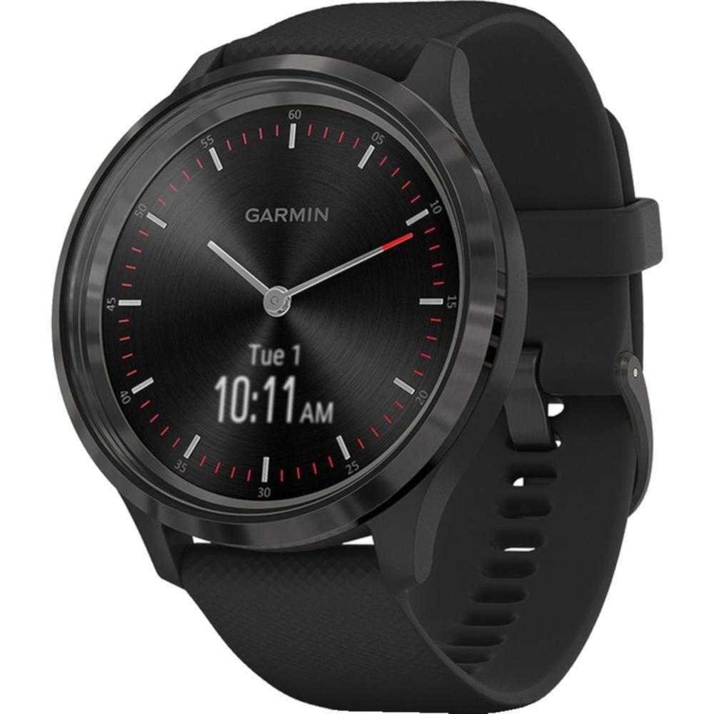 Smartwatch Garmin Vivomove 3, Black Gunmetal