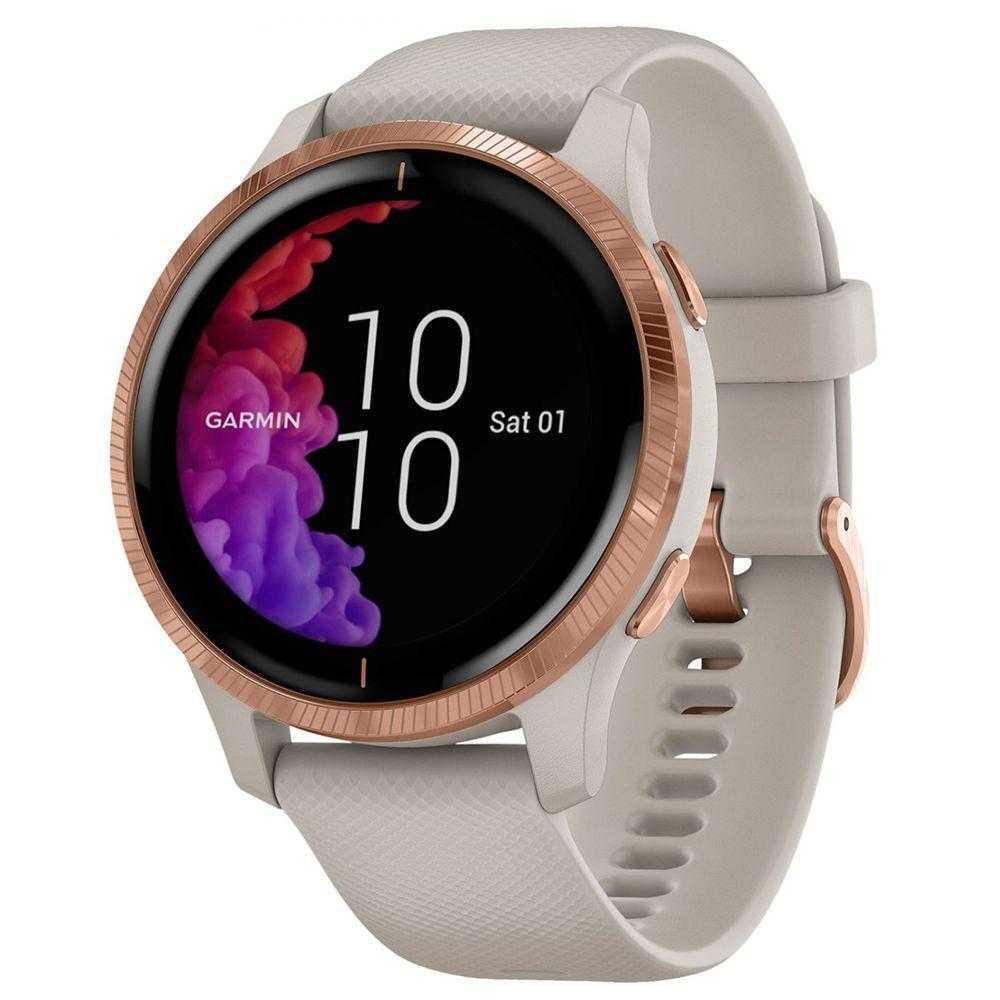 Smartwatch Garmin Venu, Sand Rose Gold
