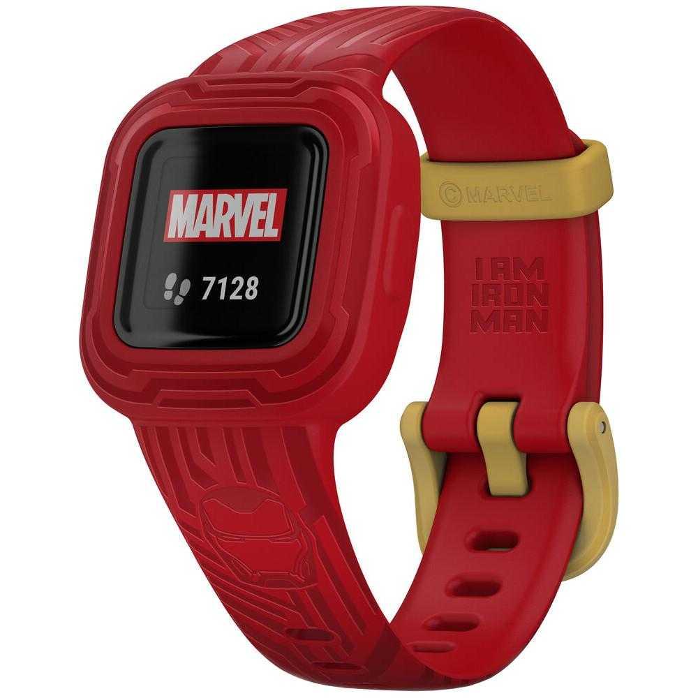 Smartband Garmin Vivofit Jr. 3, Iron Man