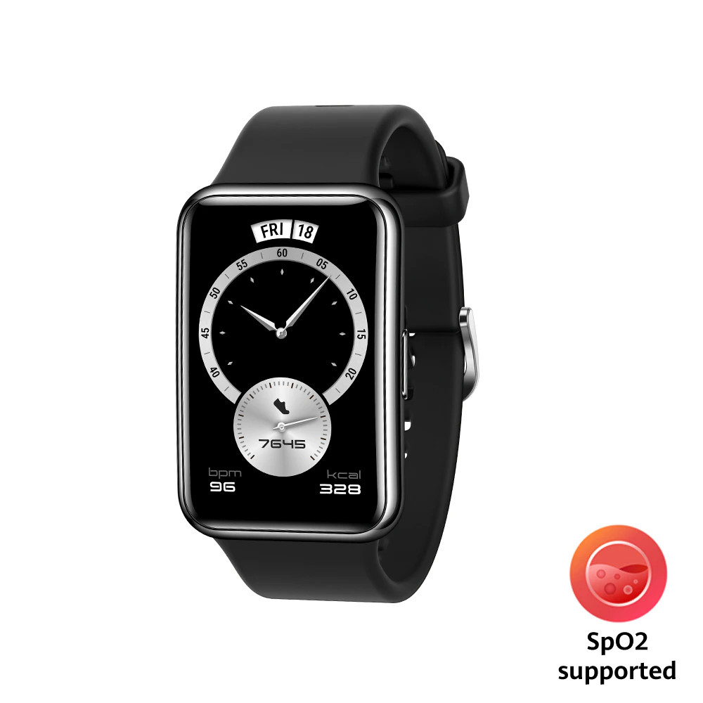 Smartwatch Huawei Watch Fit Elegant, Midnight Black