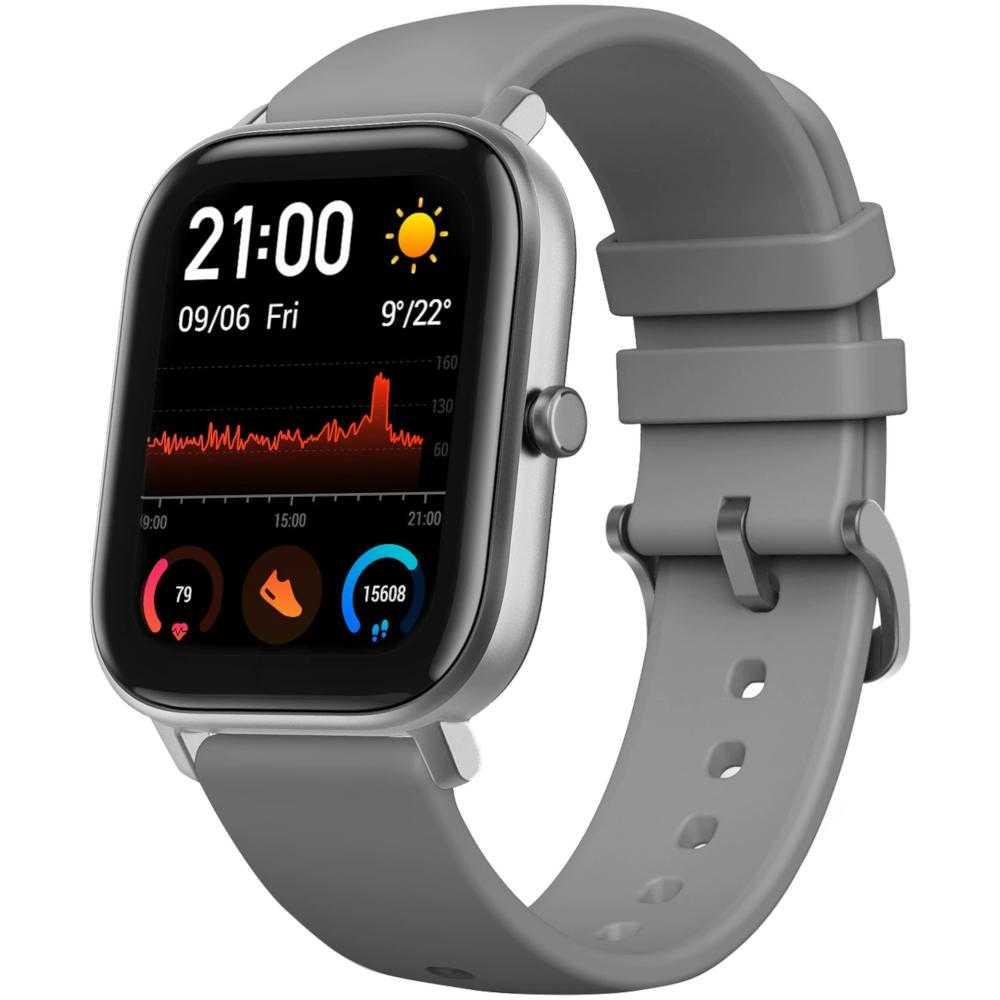 Smartwatch Amazfit GTS, Lava Grey
