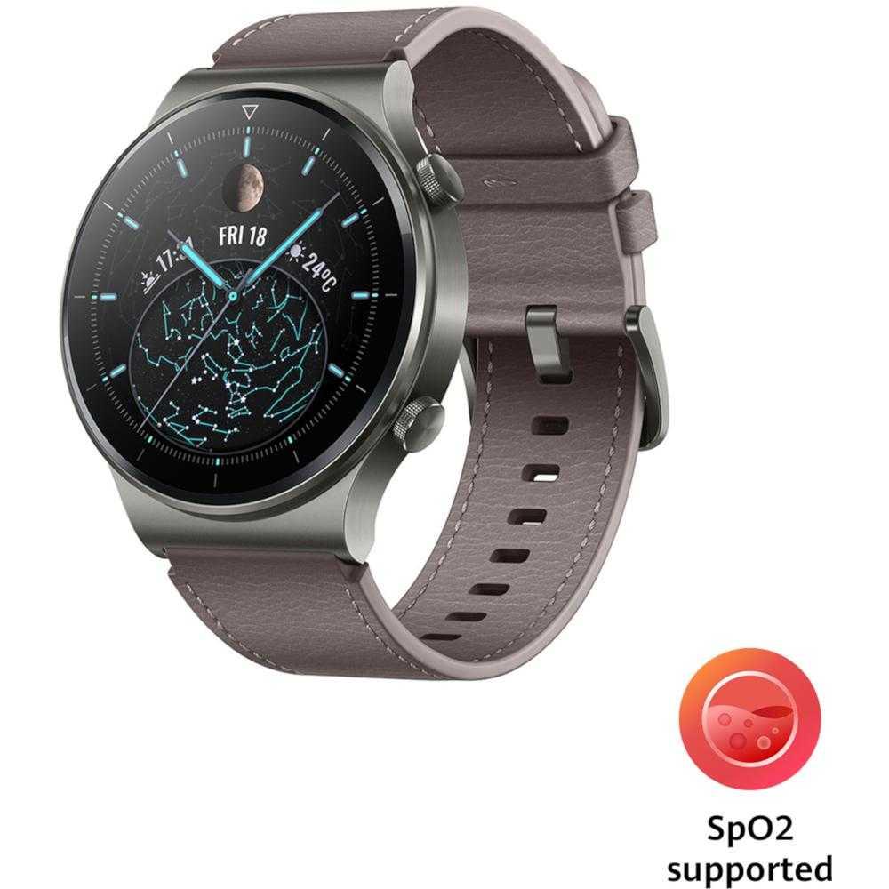 Smartwatch Huawei GT2 Pro, Nebula Gray