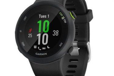 smartwatch garmin forerunner 45 pareri